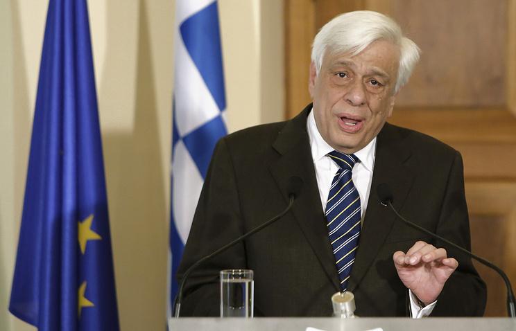 Президент Греции Прокопис Павлопулос