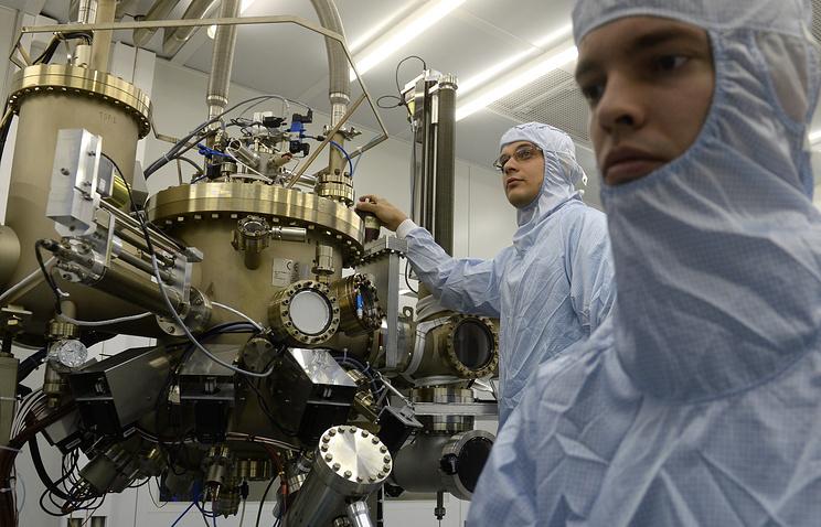 """В корпусе нанотехнологий в """"МИФИ"""""""