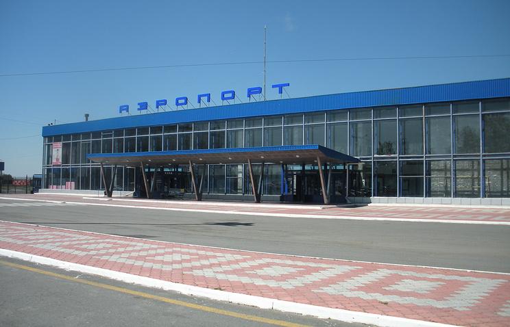 Аэропорт Кургана