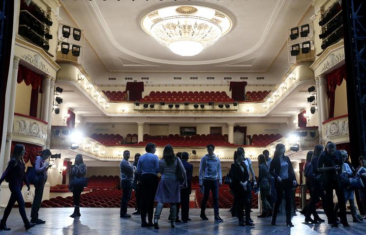Московского драматического театра имени А.С. Пушкина