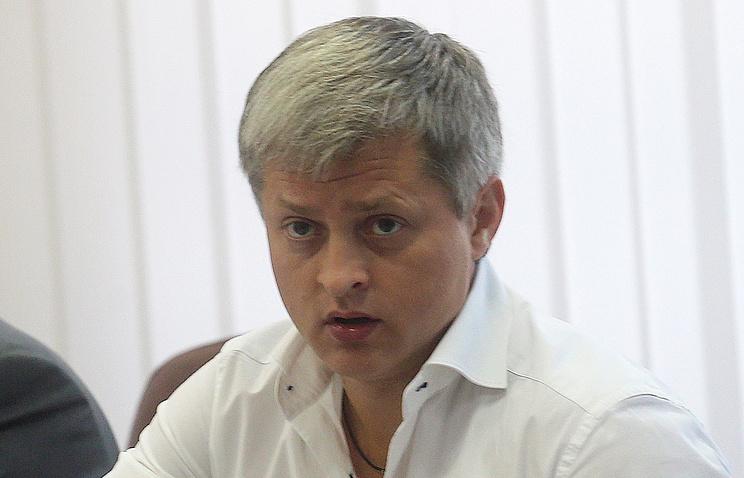 Президент ФНЛ Игорь Ефремов