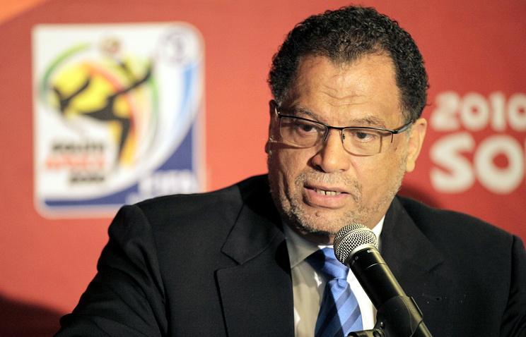 Глава оргкомитета чемпионата мира-2010 по футболу Дэнни Йордаан