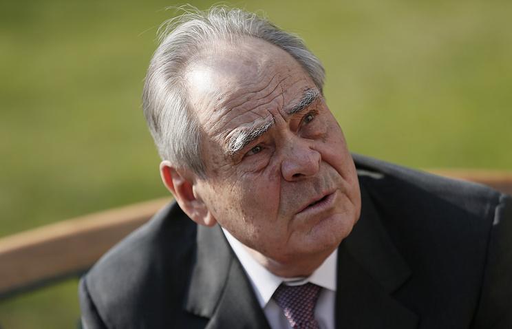 Бывший президент Татарстана Минтимер Шаймиев