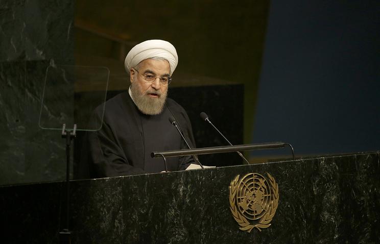 Хасан Рухани.