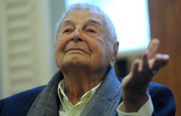 Юрий Любимов, 2012 год
