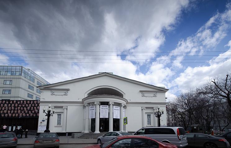 """Здание театра """"Современник"""""""
