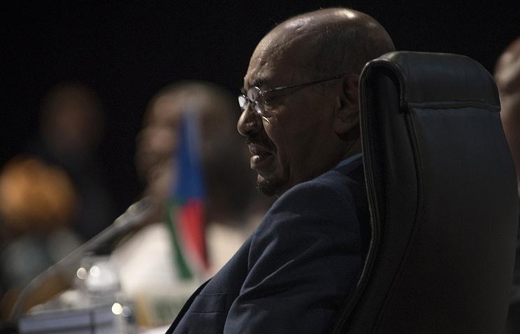 Президент Судана Омар аль-Башир