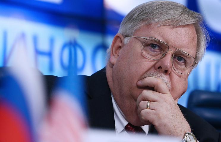 Посол США в России Джон Тефф