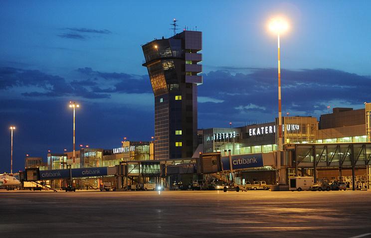 """Аэропорт """"Кольцово"""""""
