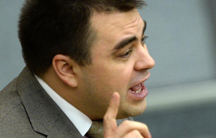 Член комитета Госдумы по информполитике Алексей Казаков