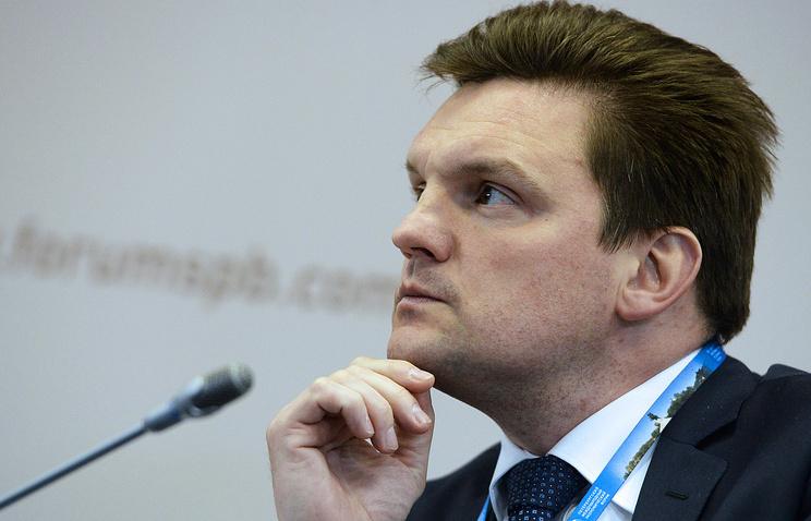 Заместитель Министра экономического развития Российской Федерации Николай Подгузов