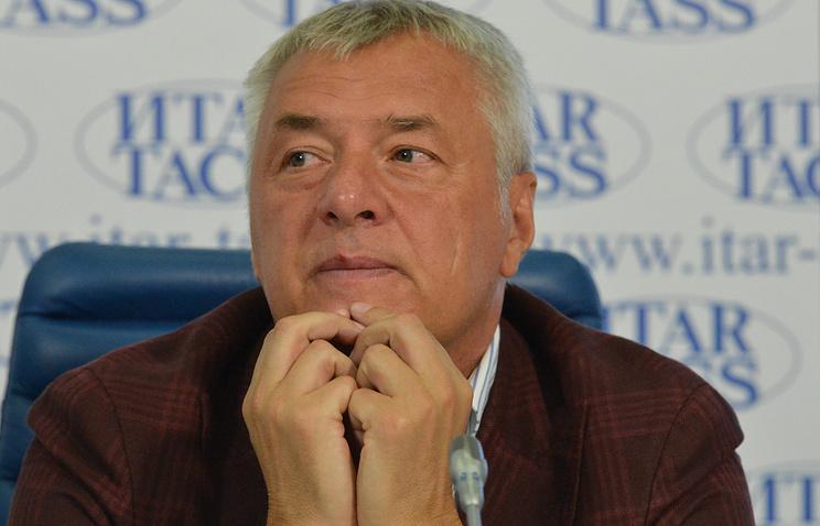 Директор департамента кинематографии Минкультуры РФ Вячеслав Тельнов