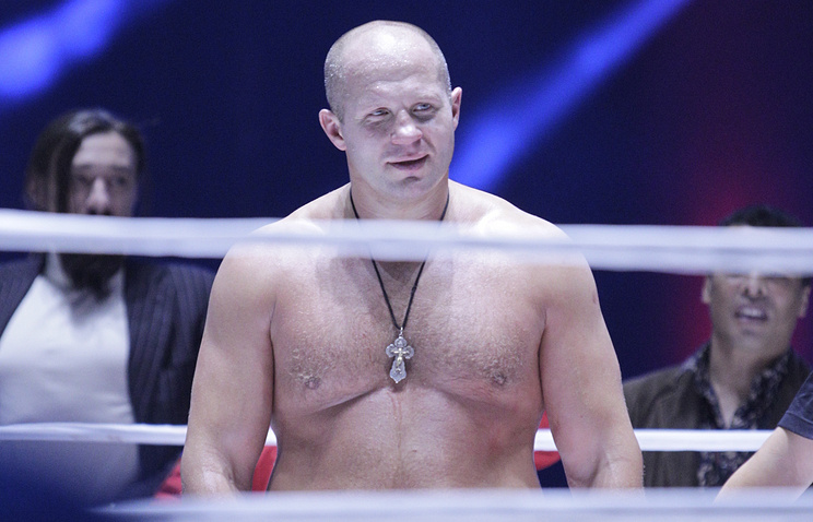Федор Емельяненко