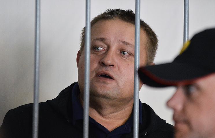 Александр Куковякин получил 5 лет реального лишения свободы