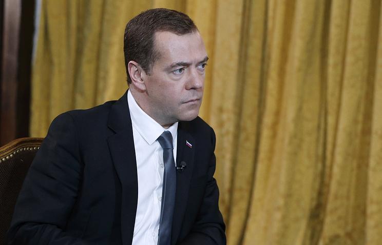 Интервью Дмитрия Медведева Euronews. Ключевые заявления