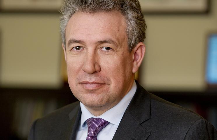 Глава ВЭБа Сергей Горьков