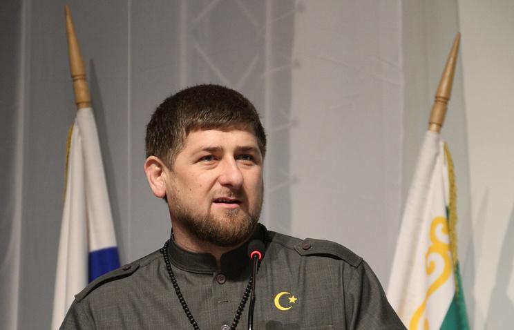 Кадыров анонсировал отставку споста руководителя Чечни