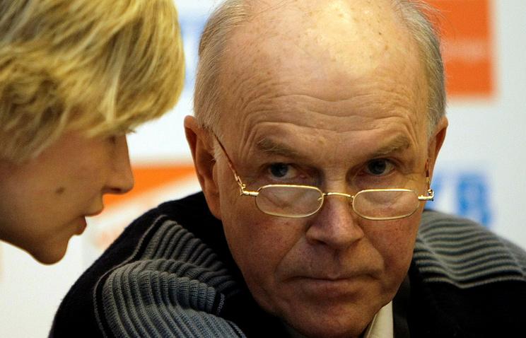 Президент IBU Андерс Бессеберг