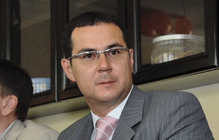 Александр Орджоникидзе