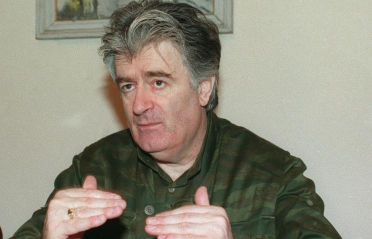 Радован Караджич, 1998