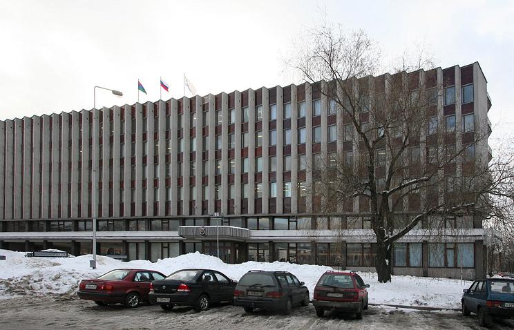Здание Петрозаводского горсовета