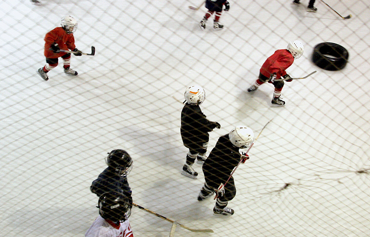 Путин поручил создать  финансирование программы поразвитию хоккея
