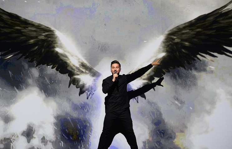 Сергей Лазарев остался доволен своим выступлением на«Евровидении-2016»