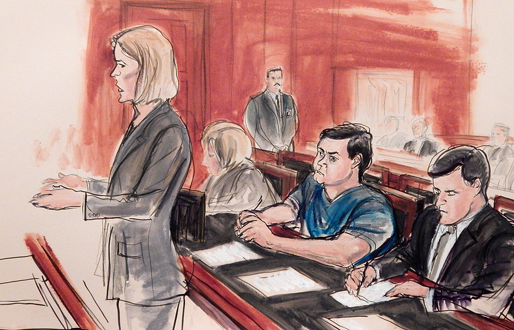 ВСША суд вынес приговор обвиняемому вшпионаже россиянину