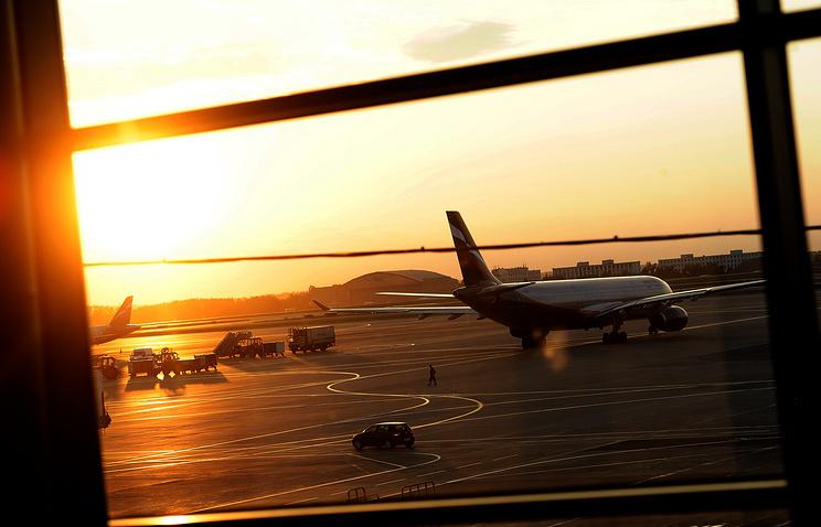 Новый терминал появится ваэропорту Шереметьево к 2018г.