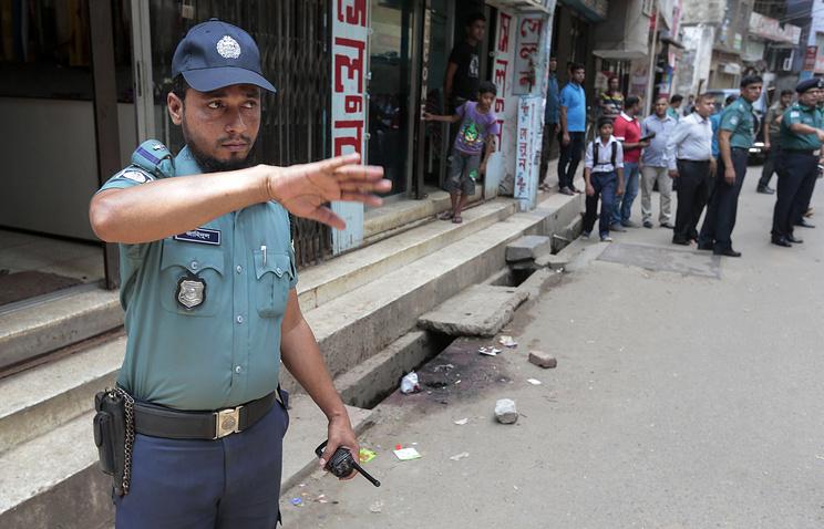 ВБангладеш обещают оперативно предоставить данные озаложниках— руководитель МИД