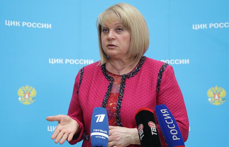 Центризбирком пожалуется Путину на рязанского губернатора 4290620