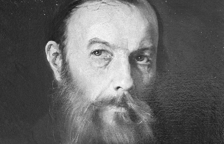 Портрет Федора Достоевского работы М.А. Щербатова, 1870 год