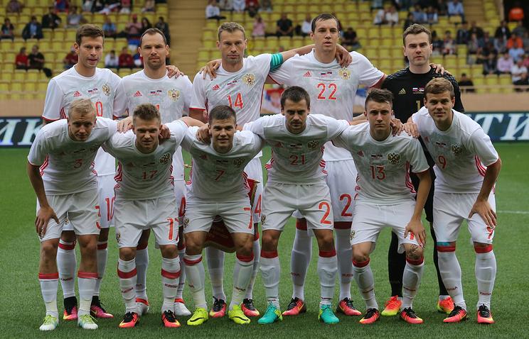 Российская Федерация сползла врейтинге ФИФА надевять позиций после провала наЕвро