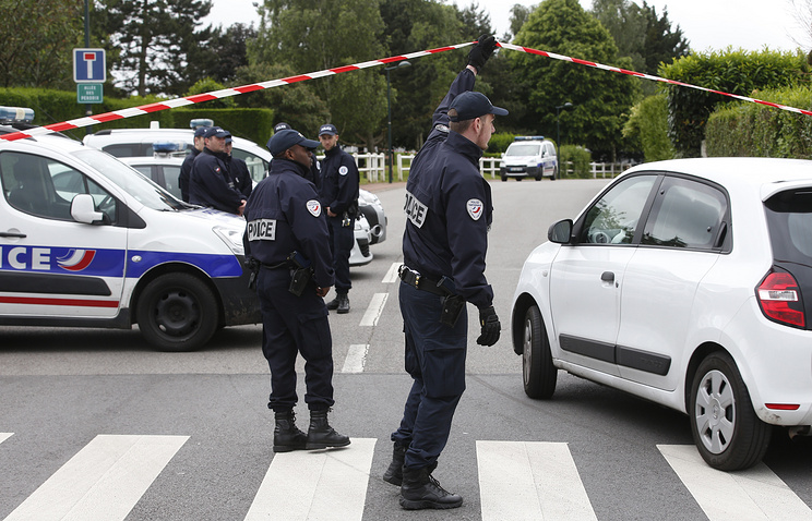 ВоФранции схвачен подозреваемый всвязях сэкстремистами, при обыске найдена взрывчатка