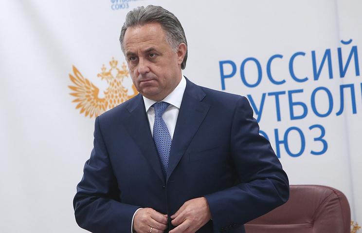 Виталий Мутко не исключил возможности появления в российском футболе потолка зарплат