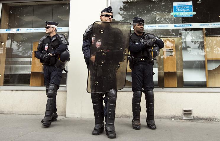 Освобожден предполагаемый организатор теракта встолице франции