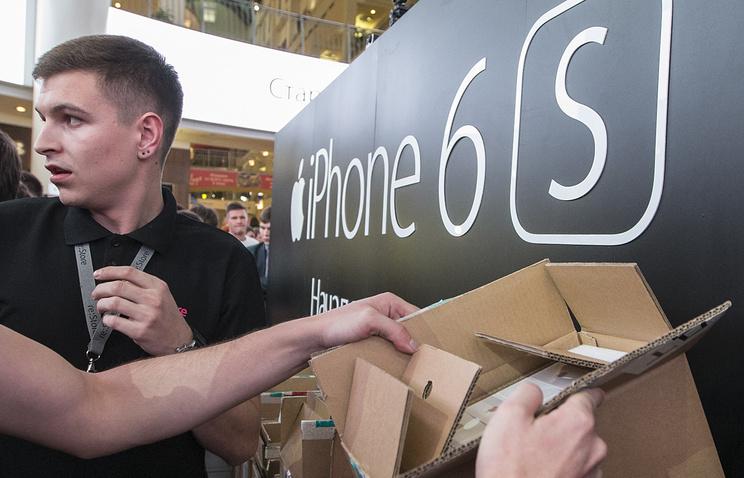 ВApple прокомментировали обвинения ФАС вценовом сговоре