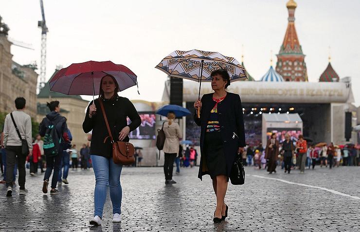 Солнечно идо28 градусов тепла ожидается вмосковском регионе вчетверг