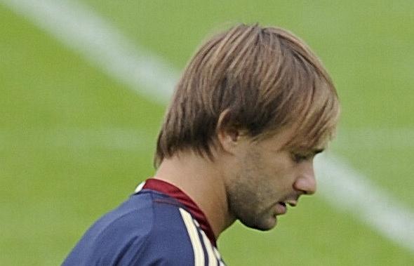 Дмитрий Сычев может продолжить карьеру в«Енисее»