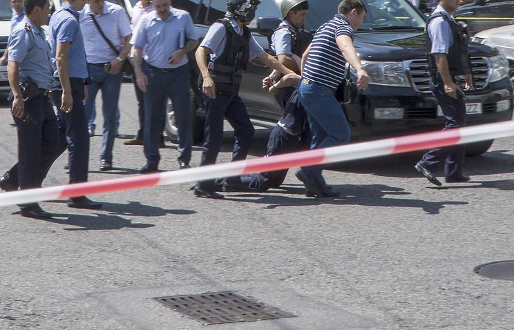 ВКазахстане словили радикалов, планировавших серию терактов