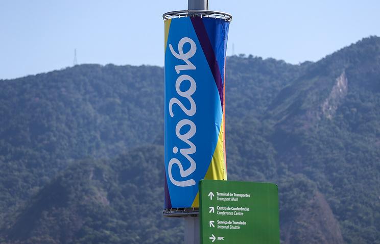 Победители Олимпиады из РФ застряли ваэропорту Рио-де-Жанейро #Новости #Общество #Омск