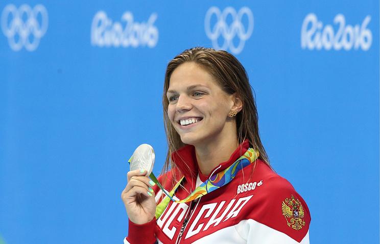 Пловчиха Ефимова испугалась возвращения в РФ