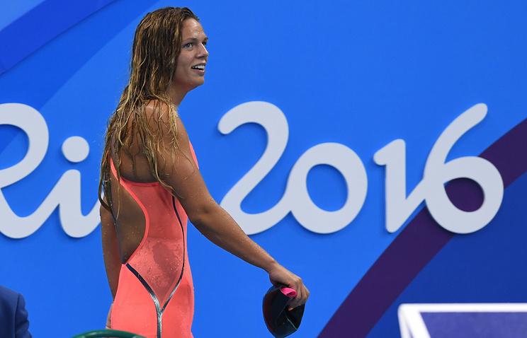 Юлия Ефимова: Япока нерешила, где тренироваться
