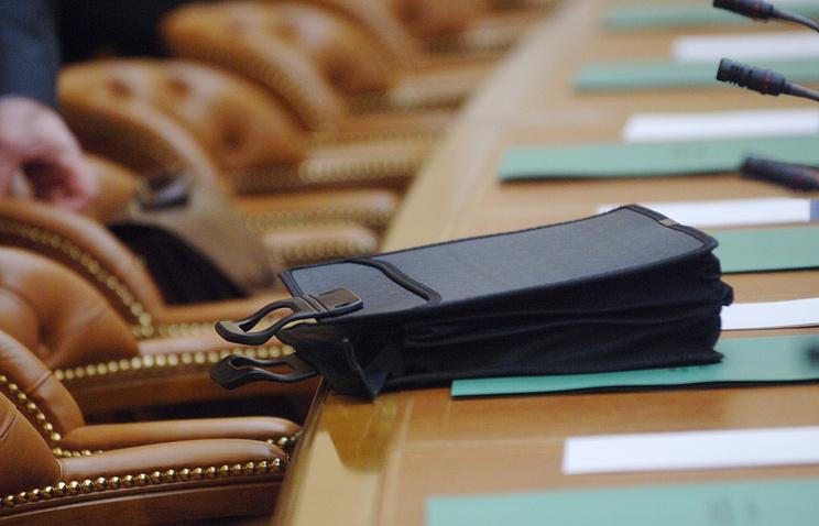 Минтруд предложил создать реестр уволенных всвязи сутратой доверия