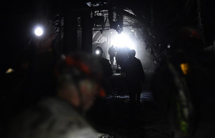 Гуковские шахтеры потребовали отставки губернатора Голубева