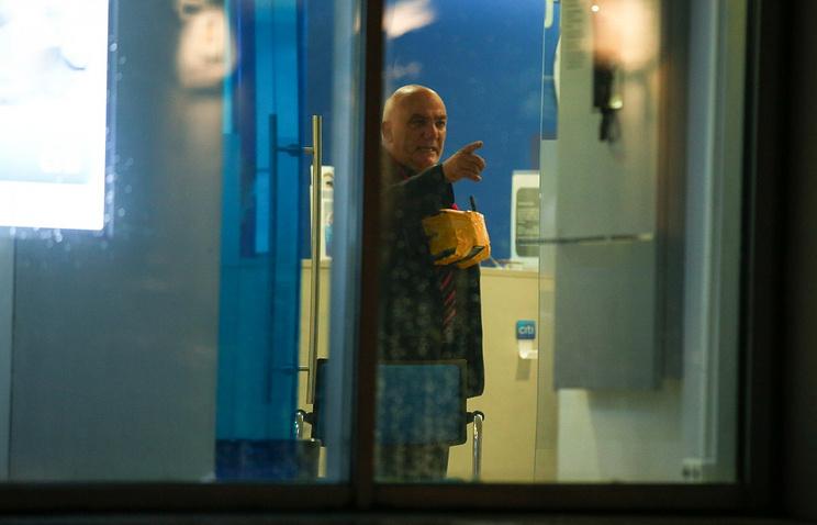 Захватчик московского банка сознался всовершенном злодеянии