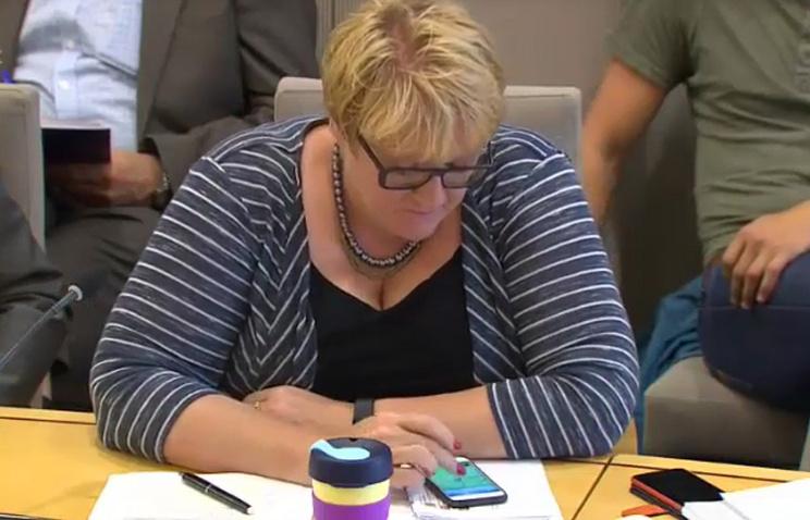 Депутат Норвегии играла вPokemonGO впроцессе слушаний впарламенте