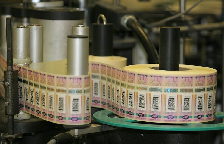 Министр финансов предложил продлить действие старых акцизных марок на спирт