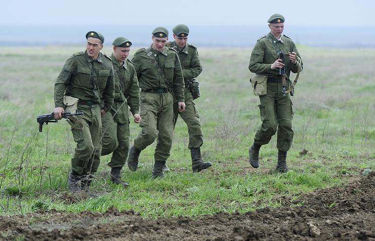 Русские войска завершают передислокацию врамках проверки боеготовности
