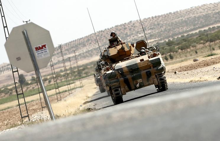 Турция предупредила Сирию овоенной операции через РФ